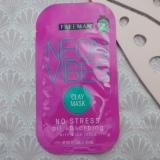 Neon Vibes No Stress Oil Absorbing Clay Mask van Freeman
