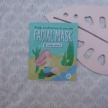 Facial Mask met Cactus Extract van Action