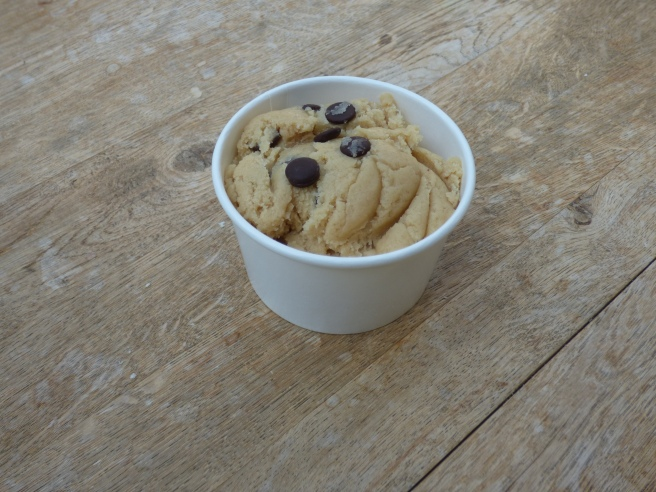 Chocolate Chip - Cookie Dough | Lets Dough It